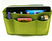 I could so use this. I could switch purses like everyday!