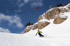 Jackson Hole Mountain Resort ranked #1 Overall Resort in North America by the annual SKI Magazine Reader's Poll