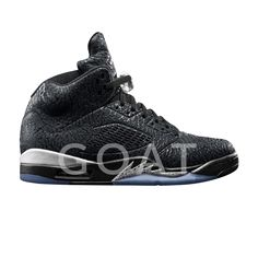 38654977b24d Air Jordan 5 Retro 3Lab5  Metallic  - Air Jordan - 599581 003 - black