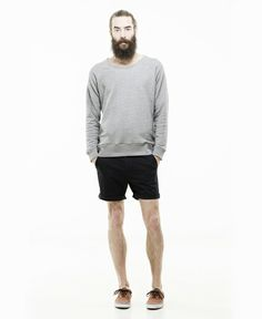 DR.DENIM/ドクターデニム - WOOD Short Pants Chino ショートパンツ Black (ブラック101) - SIAMESE (サイアミーズ) オンラインセレクトショップ