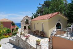 9 Muses Hotel Kefalonia Greece - #wedding chapel