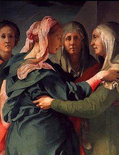Le maniérisme est une réaction à la perfection atteinte durant la Haute Renaissance dans la représentation du corps humain et dans la maîtrise de l'art de la perspective (théorie d'Alberti). À ce titre, on a souvent qualifié le maniérisme comme « un art anti-albertien », notamment Pisanelli. Certains artistes, autour de Giulio Romano et des élèves d'Andrea del Sarto, ont ainsi cherché à rompre délibérément avec l'exactitude des proportions, l'harmonie des couleurs ou la réalité de