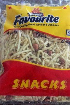 Favourite Foods