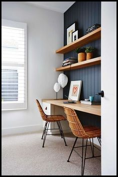 [ Home Office ] What If Your Home Office Was Requisitioned As a Nursery?   #HomeOffice