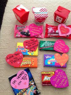 Valentines Day care package More #boyfriendgift