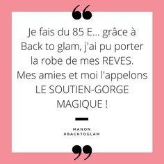 """""""Je fais du 85 E... grâce à Back to glam, j'ai pu porter la robe de mes rêves. Mes amies et moi l'appelons le soutien-gorge magique !"""" MERCI Manon 🤗❤--#realbride #backtoglam #glamgirl #soutiengorge #ledosestlenouveaudecollete #backless #weddingdress #mariee #robedemariee #Temoignage #beautifulback #glamour #dosnu #glamendosnu #invisible #bra #invisiblebra #merci #thanks #paris #wedding #lingerie #fashion #robedosnu #backlessbra #bridalgown #beautiful#weddingfashion #mariage Thanks, Manon, Grace, Backless, Glamour, Lingerie, Instagram, Beautiful, Backless Wedding Dresses"""