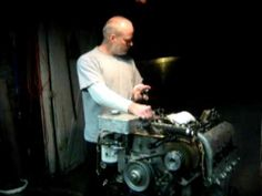 Ford 7.3L IDI Diesel Engine Test -- Pre Powerstroke - YouTube