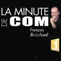La Minute de Com' #125 La publicité vous suit à la trace by François Brichant on SoundCloud