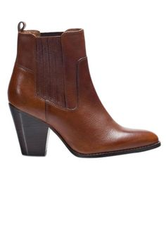 Ankle boot - Massimo Dutti Cowboy Boots