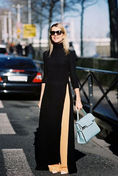 Paris Fashion Week AW 2014....Natalie (via Bloglovin.com )