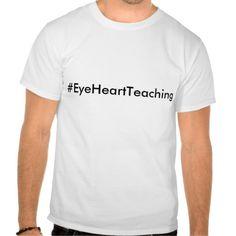 Eye Heart Teaching T Shirt, Hoodie Sweatshirt