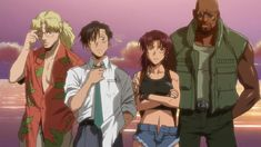 Check out our Black Lagoon recommendation at: http://maskedheroes.co.uk/2012/12/anime-picks-black-lagoon/#