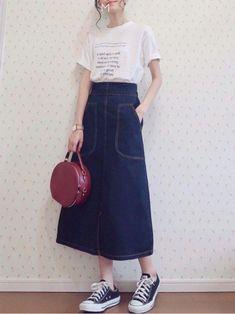 Korean Fashion Influencers .Korean Fashion Influencers 70s Fashion, Korean Fashion, Fashion Dresses, Fashion Trends, Womens Fashion Stores, Fashion Tips For Women, Spring Summer Fashion, Winter Fashion, Fashion Quotes
