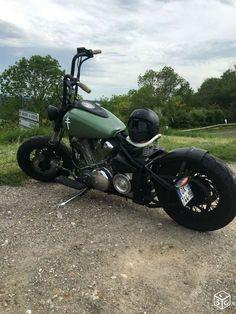 Custom Motorcycles, Custom Bikes, Royal Enfield, Bobber, Yamaha, Stars, Vehicles, Inspiration, Ideas