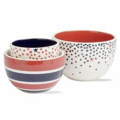 stars nested bowl set of 3