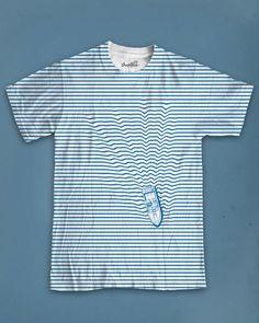 22 Brillantemente creativos diseños de la camiseta - BlazePress