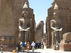 #Luxor - #egypt  Day Tour to Luxor from Safaga Port.. Start from  65$ .. Call us on :✆  (+2) 011 4546 4749