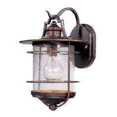 "Franklin Iron Works Casa Mirada 12"" High Outdoor Light -"