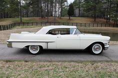 1957 Cadillac Eldorado Convertible Base For Auction in NC 5762106612