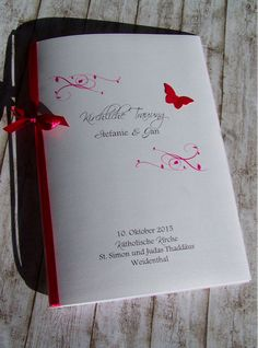Kirchenheft Hochzeit Vintage Spitze rosa  Kirchenhefte  Pinterest ...