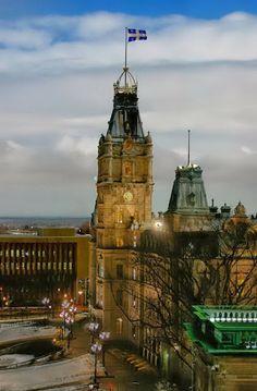 Quebec Capital Building