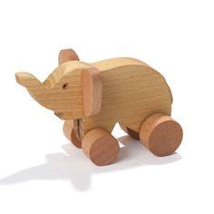 Elefant træ lille fra Ørskov