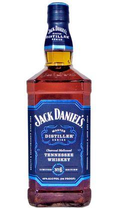 Jack Daniel's Nº 6 Charcoal Mellowed Tennessee Wiskey Jack Daniels Bourbon, Jack Daniels Cocktails, Jack Daniels Bottle, Liquor Drinks, Whiskey Drinks, Alcoholic Drinks, Whiskey Bottle, Cigars And Whiskey, Scotch Whiskey