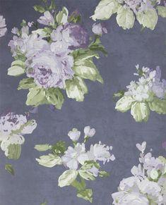 Violetta Iris Wallpaper purple background, girly wallpaper, floral wallpaper, spring wallpaper, background, floral background, feminine background