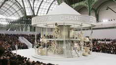 The Evolution of Chanel's Runway