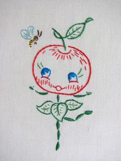 i adore this embroidery