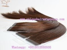 Our factory produce the best quality tape in hair extensions with factory price, accept sample order to test the quality, the hair very soft, tangle free no shedding, have many different fashion color tape in hair extensions ready to ship. Email us order@uniquehairextension.com to get more detail. Qingdao Unique Hair Products Co.,Ltd. www.uniquehairextension.com Whatsapp: +8613012555505 Tape In Hair Extensions, Unique Hairstyles, Fashion Colours, Qingdao, Hair Products, Ship, Detail, Color, Free