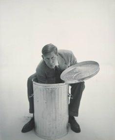 W.H. Auden by George Platt Lynes