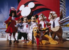 If you can't imagine a vacation without the Disney magic (who could?) but want a break from the frenzy of the parks, a Disney Cruise Line vaca Walt Disney, Disney Love, Disney Magic, Disney Mickey, Disney Parks, Mickey Mouse, Disney Stuff, Disney Cruise Line, Disney Wonder Cruise