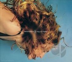 Madonna - Ray of Light CD Single