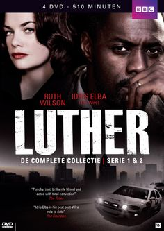 Luther... Crazy twists and turns with every episode.