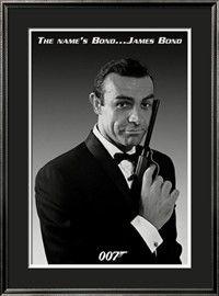 James Bond Kuvia AllPosters.fi-sivustossa