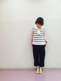 大人マリンなサマーニット!   新宿ミロード店   POU DOU DOU ショップブログ