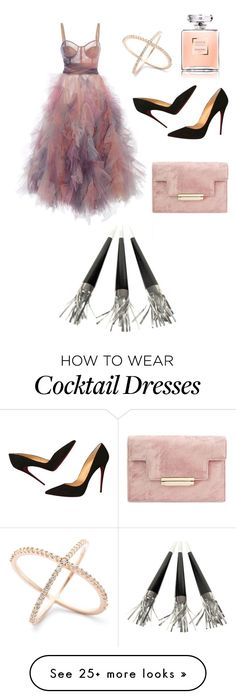 """Untitled #44"" by annalee-coryell on Polyvore featuring Christian Louboutin"