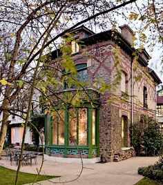 Louis Vuitton's historic home and atelier in Asnières, France