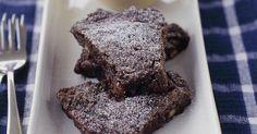 Pecan Chocolate Brownies Recipe