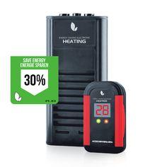 Mit unserem neuen regulierbaren elektronischen Regelheizer TMT-SX-288 können Sie jedes Aquarium bis max. 1000 Litern mit Temperaturen von 20-34°C versorgen. Der hochmoderne Regelheizer zum automatischen Beheizen von Süß- und Meerwasser-Aquarien bietet eine Energieersparnis von bis zu 30% gegenüber konventionellen Heizern Walkie Talkie, Save Energy, Mobiles, Electronics, Ultrasound, Fish Tanks, Mobile Phones