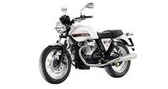 En 1967 se construyó la primera motocicleta maxi italiana: Moto Guzzi V7. Se construyó como una  moto fiable, cómoda y con estilo. Compañera de viaje de los jóvenes de los años 80, se ha convertido con el tiempo, con creatividad y genio, añadiendo toda la carga emocional, en lo que es hoy. Marca: MOTO GUZZI Modelo: V7 Precio de Lista:  Tiempo de entrega: Inmediata Color: Blanca