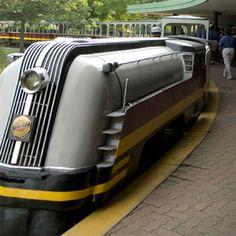 Detroit Zoo train ~1931~