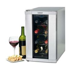 Best Wine Rack | Cuisinart 8 Bottle Wine Cellar *** Check out this great product.(It is Amazon affiliate link) #sky