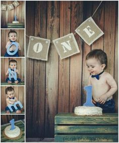 Happy First Birthday pictures Happy First Birthday, Boy First Birthday, First Birthday Parties, One Year Pictures, First Year Photos, 1st Birthday Pictures, Birthday Ideas, 1st Birthday Photoshoot, Birthday Shots