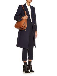 Hayley Hobo leather shoulder-bag | Chloé | MATCHESFASHION.COM US