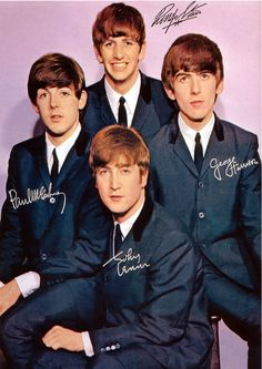 Autographed Photo of The Beatles  http://freepostia.com/mypost.php?id=2900