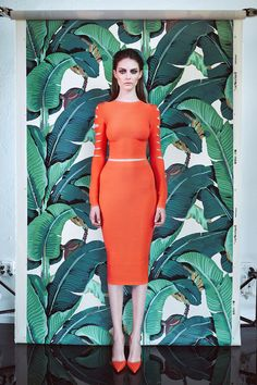 Let's face it: Cushnie et Ochs is not for the faint of heart or the unfit of frame. The brand has been in the bodycon business since its inception, which l