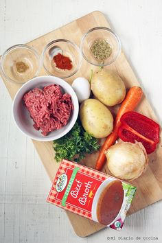 These delicious Pantrucas, Chilean recipe, is one of these recipes that you just have to make to bring a little bit of Chile to your table. Chilean Recipes, Chilean Food, Organic Meat, Whole Eggs, Beef Broth, New Recipes, Food Print, Sprouts, The Help