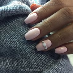 Great Ideas For Holiday Nails – NaiLovely Nail Art Design Gallery, Best Nail Art Designs, Hair And Nails, My Nails, Crome Nails, Nailed It, Light Pink Nails, Pastel Nails, White Nails